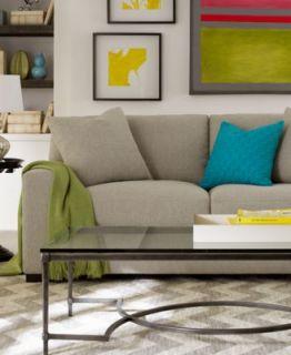 Margo Fabric Sofa, 104W x 43D x 38H   Furniture
