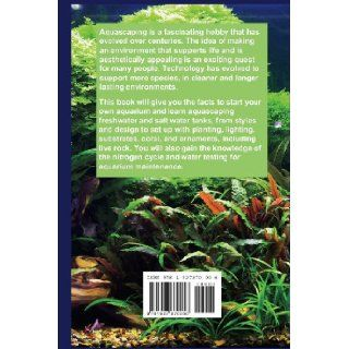 Aquascaping: Aquarium Landscaping Like a Pro: Aquarist's Guide to Planted Tank Aesthetics and Design: Moe Martin: 9781927870006: Books