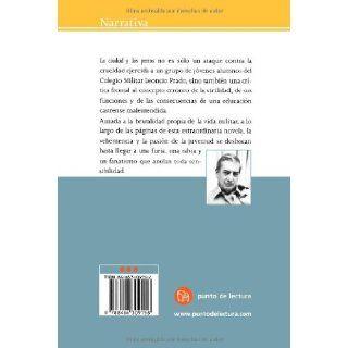 La Ciudad y los Perros: Mario Vargas Llosa: 9788466309158: Books