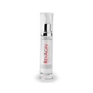 Revagin Facial Lift Treatment Serum (1 Oz) Cosmetic Equivalent to !! Provides Natural, Safe, Effective Younger Appearance! : Facial Moisturizers : Beauty