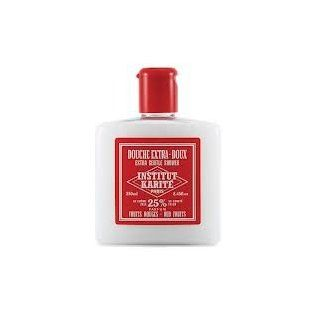 Institut Karite Paris Red Fruits Extra Gentle Shower 25% Shea Butter 8.45oz Health & Personal Care