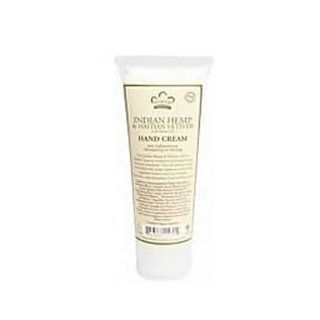 Hand Cream, Indian Hemp By Nubian Heritage   4 Oz, Pack of 5  Beauty