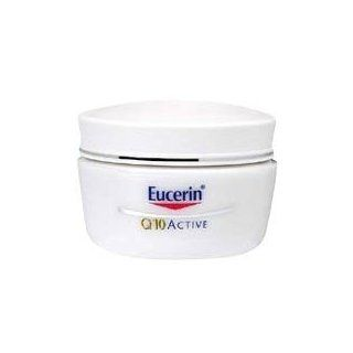 Eucerin Q10 Active Anti wrinkle Day Cream 50 Ml  Cuticle Care Products  Beauty
