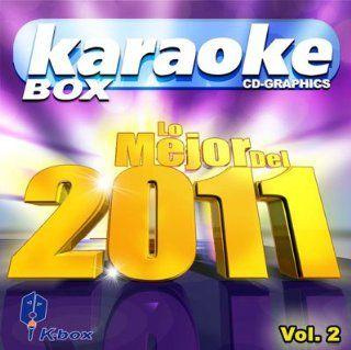 KBO 350 Lo Mejor Del 2011 Vol. 2(Karaoke) Music