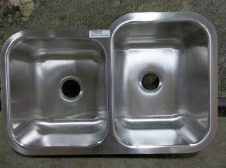 Elkay Revere NCFU312010L 40/60 Undermount Stainless Steel 18 gauge double bowl kitchen sink