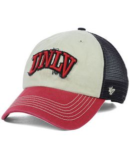 47 Brand UNLV Runnin Rebels Schist Trucker Cap   Sports Fan Shop By Lids   Men
