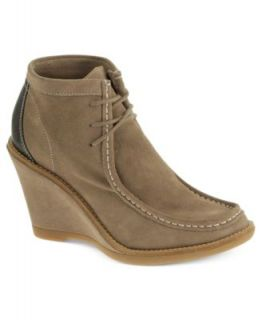 Dr. Scholls Bethany Wedge Booties   Shoes