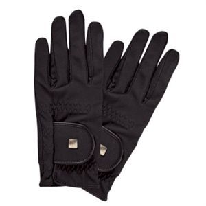 Ssg Soft Touch Winter Riding Gloves Black 6