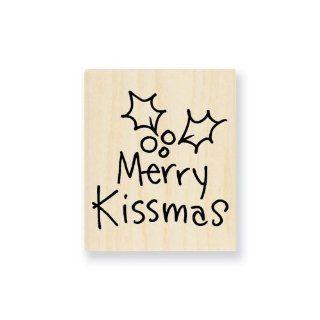 Stampendous C187 Merry Kissmas: Arts, Crafts & Sewing
