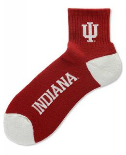 For Bare Feet Kids Indiana Hoosiers 501 Socks   Sports Fan Shop By Lids   Men