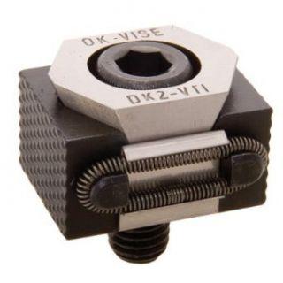Mitee Bite MB 472 Single Wedge OK Vise Fixture Clamp Mitee Bite Clamping System, Single Wedge Edge Clamps Industrial & Scientific