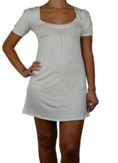 143Fashion Women's 1/4 Sleeve Round Neck Dress at  Women�s Clothing store