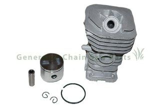 Chain Saw Chainsaw Husqvarna 41 141 142 Engine Motor Cylinder Piston Kit Parts 40mm  Lawn And Garden Tool Replacement Parts  Patio, Lawn & Garden