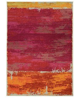 PANTONE UNIVERSE� Expressions 5501R 4 x 59 Area Rug   Rugs