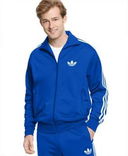 adidas Originals Jacket, Adi Firebird Track Jacket   Hoodies & Fleece   Men