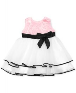 Rare Editions Baby Girls Special Occasion Dress   Kids