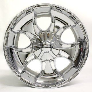 "20"" Kmc V2 Wheel Rim Chrome: Automotive"