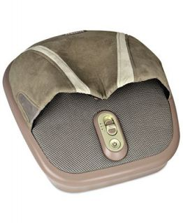 Homedics FMS 275H Air Compression & Shiatsu Foot Massager with Heat   Personal Care   For The Home
