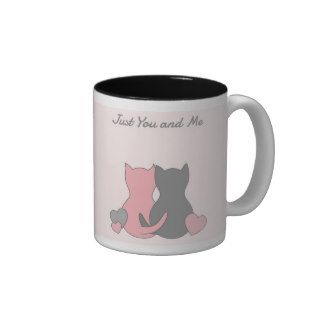 Valentine Mug, Cute Cats, Love, Heart, Love Quote