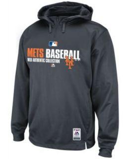 Nike Mens New York Mets Classic Hoodie   Sports Fan Shop By Lids   Men