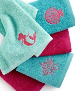 Disney Bath Towels, Little Mermaid Shimmer and Gleam 27 x 50 Bath Towel   Bath Towels   Bed & Bath