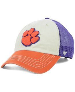 47 Brand Clemson Tigers Schist Trucker Cap   Sports Fan Shop By Lids   Men