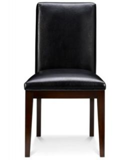 Addison Leather Dining Room Chair   Furniture