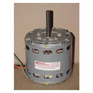 UNIVERSAL ELECTRIC HE3J108N 1/2 HP ELECTRIC MOTOR 208 230 VOLT 1090 RPM 164764   Electric Fan Motors