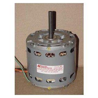 UNIVERSAL ELECTRIC HE3J108N 1/2 HP ELECTRIC MOTOR 208 230 VOLT 1090 RPM 164764   Electric Fan Motors