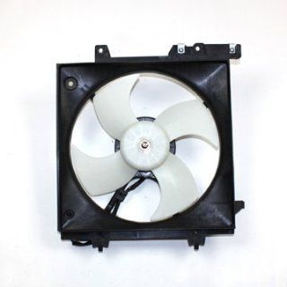 00 04 SUBARU LEGACY/OUTBACK L4 RADIATOR Cooling Fan ASSEMBLY Automotive