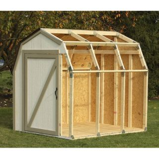 Barn Roof Shed Kit