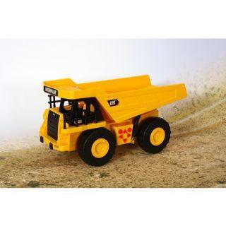 Caterpillar Job Site Machine Dump Truck