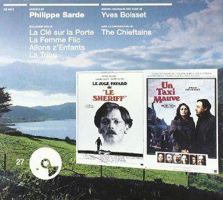 Bandes originales des films de Yves Boisset (Le juge Fayard di 'Le Sheriff' � Un taxi mauve � La Cle sur la porte � La femme flic � Allons z'enfants � La Tribu): Music