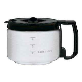 Conair Cuisinart WCM08BSSC 4 Cup Replacement Stainless Steel Carafe 4 / Case Kitchen & Dining