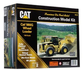 CAT Scale Model Diecast Construction Kit, WHEEL LOADER Toys & Games
