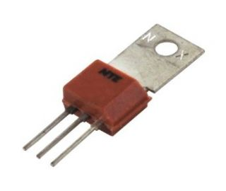 TRANSISTOR NPN SILICON DARLINGTON TO 202 CASE 30V IC=0.5A POWER AMP/SWITCH: Industrial & Scientific