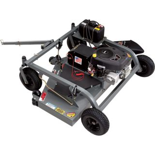 Swisher Finish Cut Tow-Behind Mower — 500cc Briggs & Stratton Intek Engine with Electric Start, 60in. Deck, Model# FC18560BS