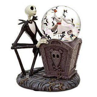 Shop Disney Mini Jack Skellington Snowglobe at the  Home D�cor Store