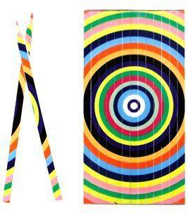 Circular Graphics Color Pencils   Set of 13  Wood Colored Pencils