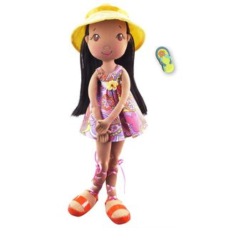 Karito Kids Pita goes to Brazil Doll Collectible Dolls