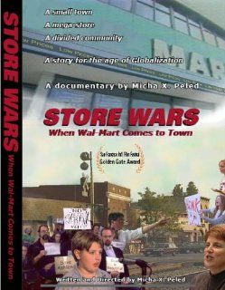 Store Wars When Wal Mart Comes to Town Sunshine Ludder, Micha Peled Movies & TV