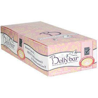 Belly bar, Baby Needs Chocolate, Chocolate Toffee Crisp, 1.59 Ounce Bars (Pack of 12) Health & Personal Care