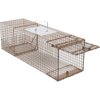 Kness Kage-All Live Animal Cage Trap — Small Raccoon Trap, Model# 152-0-004
