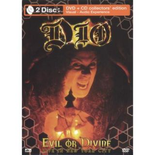 Dio: Evil or Divine (DVD/CD)