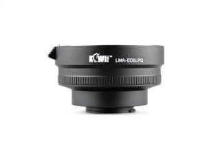 Kiwi Adapter Canon EF Lens to Pentax Q (Model Number LMA EOS_PQ)  Camera Lens Adapters  Camera & Photo