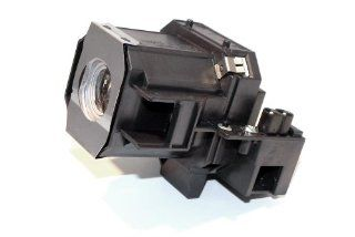 Compatible Epson Projector Lamp, Replaces Part Number ELPLP35. Fits Models: Epson PowerLite Pro Cinema 800, EMP TW520, EMP TW600, EMP TW620, EMP TW680, CINEMA 550, CINEMA 550, Home Cinema 400, Home Cinema 400, Home Cinema 550, Home Cinema 550, PowerLite Pr