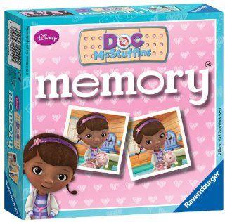 Mini Puzzle   Doc McStuffins   Memory: Spielzeug