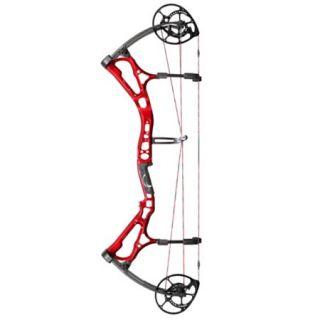 Bear Archery Motive 6 Compound Bow RH 70 lb. Red 759497