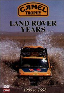 Camel Trophy   the Land Rover Years 1989   1998 UK Import Camel Trophy   the Land Rover Years DVD & Blu ray