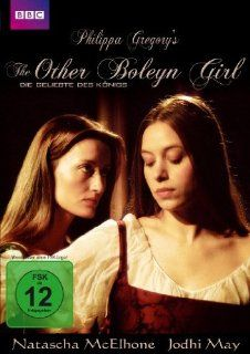 The Other Boleyn Girl   Die Geliebte des K�nigs New Edition: Natascha McElhone, Jodhi May, Jared Harris, Steven Mackintosh, Philip Glenister, Jack Shepherd, John Woodvine, Ron Cook, Peter Salem, Graham Smith, Philippa Lowthorpe, Ruth Caleb: DVD & Blu r